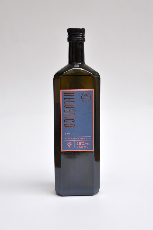 Helvetico Vermouth Dry.