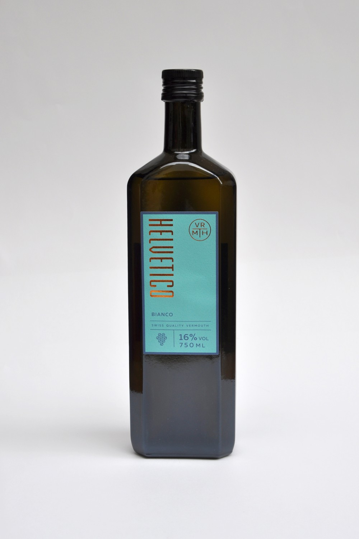 Helvetico Vermouth Bianco.